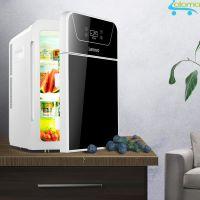 Tủ lạnh 2 ngăn 22 lít làm lạnh hâm nóng Lenovo LV-22L hiển thị nhiệt độ