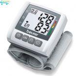 Máy đo huyết áp cổ tay Beurer BC30 đạt chuẩn WHO đo huyết áp đo nhịp tim cảnh bảo rối loạn