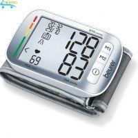 Máy đo huyết áp cổ tay Beurer BC50 công nghệ mới thương hiệu Đức tiêu chuẩn EU