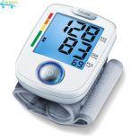 Máy đo huyết áp cổ tay Beurer BC44 tiêu chuẩn Đức chỉ 1 nút bấm cho người cao tuổi