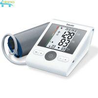 Máy đo huyết áp bắp tay Beurer BM-28 CHLB Đức độ chính xác cao đo nhịp tim huyết áp hẹn giờ đo