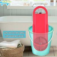 Máy giặt mini tại xô Happy Washing HW-150W giặt đồ cho bé giặt quần áo trắng đồ lót và cho sinh viên ở trọ