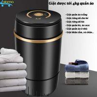 Máy giặt mini DEKE XPB-66 tiết kiệm điện nước cho sinh viên và em bé, giặt riêng đồ trắng đồ lót đồ cho bé
