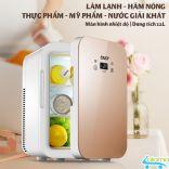 Tủ nóng lạnh 2 chế độ SAST ST-12L bảo quản thực phẩm mỹ phẩm thuốc men có màn hình nhiệt độ cho gia đình và ô tô