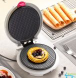 Máy nướng kẹp làm bánh 2 mặt Torsom TS-2168 nướng bánh mì làm ốc quế kẹp sandwich làm trứng cuộn