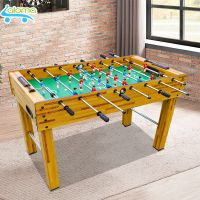 Đồ chơi bàn bi lắc 8 tay cầm bằng gỗ ⚡Bàn bóng đá mini Table Top Football TTF-120 ⚡ Kích thước 120x60x80cm