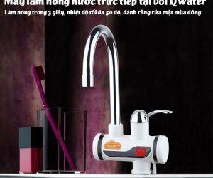 Máy làm nóng nước trực tiếp tại vòi QWater (RX01-RX04)
