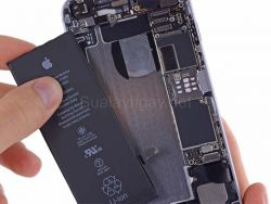 Thay pin iphone 5, 5se, 6, 6s, 7. Ipad 2,3,4 zin xịn, lấy ngay