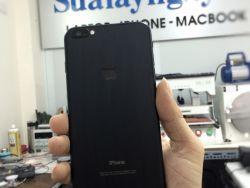Câu truyện có thật khách độ iphone 6 lên iphone 7 black