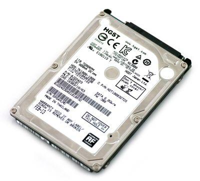 HDD 1TB HGST( hitachi) Sata 2.5
