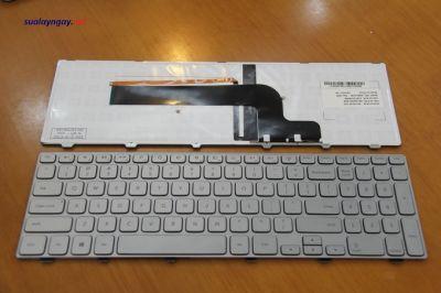 Bàn phím Laptop Dell Inspiron 7537 (có đèn nền)