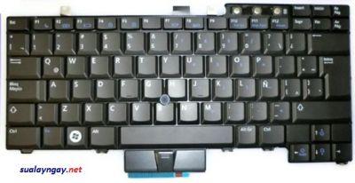 Bàn phím Laptop Dell Latitude E6410 E6400