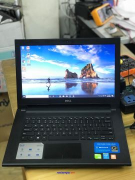 Laptop Dell N3443 i5-5200u/4G/ 500G/14 inch