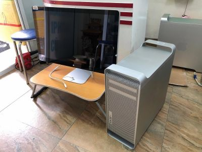 Case Apple Mac Pro 1x 2.8GHz Quad-Core (4 Cores) Xeon (Mid 2010)