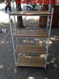 kệ sách 4 tầng 60 KS4T60 sắt mỹ nghệ
