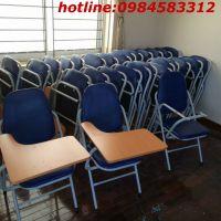 ghế có bàn viết học tiếng anh GLB01