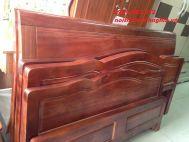 giường gỗ tự nhiên 120x190