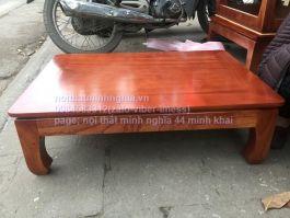 bàn osin 90x55 gỗ xoan
