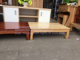 bàn osin 100x55 gỗ sồi
