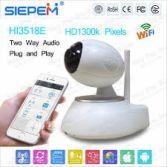 CAMERA IP WIFI/3G SIEPEM S6315 CHẤT LƯỢNG 960P, 1.3MP, XOAY 355 ĐỘ