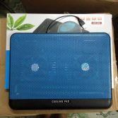 Đế tản nhiệt 2 quạt N128 dành cho laptop