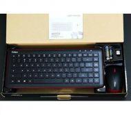 Bộ bàn phím và chuột không dây Fuhlen A65GS(Đen)