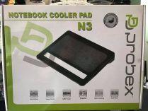 Đế tản nhiệt N3 dành cho laptop 2 fan