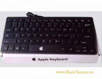Bàn phím Mini Apple K-1000, cổng usb