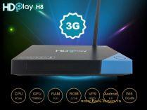 HDPLAY H8 RAM 3G / ROM 32G , AMLOGIC S912 , ANDROID 6.0