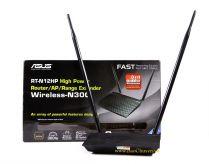 Bộ phát sóng Router ASUS RT-N12HP công suất cao - N300 3-in-1 /AP/Bộ mở rộng