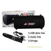Loa nghe nhạc AXESS SPBT1040 Dùng BLUETOOTH  USB, Thẻ Nhớ - Pin, sạc