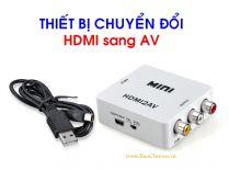 Bộ chuyển đổi tín hiệu từ HDMI sang AV chất lượng cao