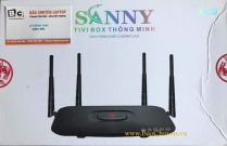 Android Tivi Box 4 râu - Smartbox TV Sanny X10 giá rẻ