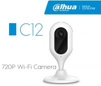 Camera không dây Dahua C12 720P Wi-Fi Camera chính hãng