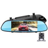 Vicom K50 Pro - Camera giám sát hành trình, dẫn đường kẹp gương tích hợp sim 4G giám sát xe từ xa