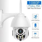 Camera Wifi ngoài trời Yoosee PTZ FullHD xoay 360