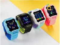 Wonlex KT03 – Đồng hồ định vị trẻ em có Camera, chống nước IP67