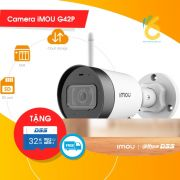 Camera IP Wifi 4.0MP IMOU IPC-G42P (Bullet Lite) ngoài trời kháng nước