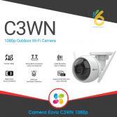 Camera Wifi Ezviz C3WN 1080p ngoài trời, kháng nước