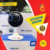 Camera IP Wifi 2.0MP KBONE KN-H21W chính hãng
