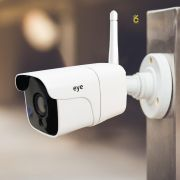 Camera IP WIFI ngoài trời, 2MP 1080P Cloud Eye C5W chính hãng