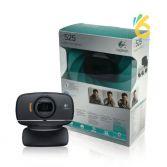 Webcam Logitech HD C525 chính hãng
