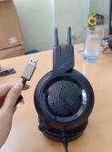 Tai nghe vi tính Gnet H3T 7.1 có mic, có led, cổng USB