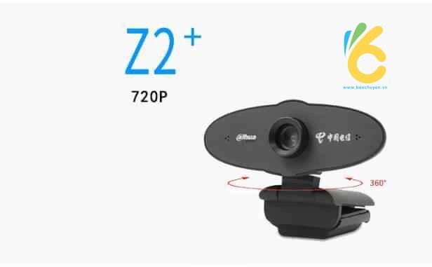 Webcam máy tính Dahua Z2 Plus ( Z2+ ) siêu nét