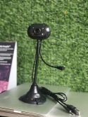 Webcam cao chân có mic BC06 ( màu đen)