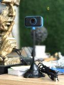 Webcam máy tính tích hợp Micro cổ cao BC12