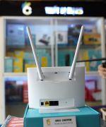 Bộ phát Wifi 4G ZTE CP101 tốc độ 300mbps, 2 râu