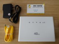 Bộ phát Wifi 4G ZTE CP108 ( 32 user ) Angten ngầm