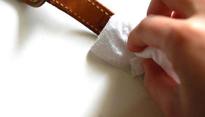 cách vệ sinh đồng hồ dây da, dây kim loại, mạ vàng, inox, nhựa, cao su tại vinh nghệ an