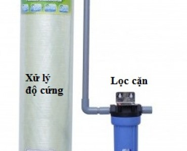 xử lý nước nhiễm vôi tại nghệ an